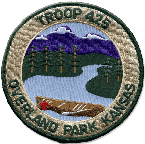 Troop 425 Patch